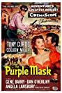 The Purple Mask (1955) Poster