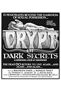 Crypt of Dark Secrets Jack Weis