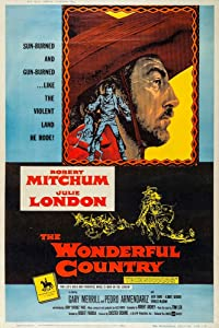 Downloadable dvd movie The Wonderful Country Andrew V. McLaglen [pixels]