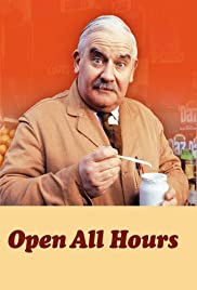 Open All Hours Poster - TV Show Forum, Cast, Reviews