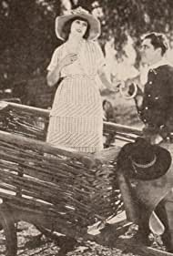 Marion Aye and Bob Reeves in Streak of Yellow (1922)