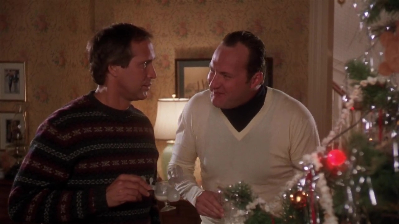Randy Quaid Christmas Vacation.National Lampoon S Christmas Vacation 1989