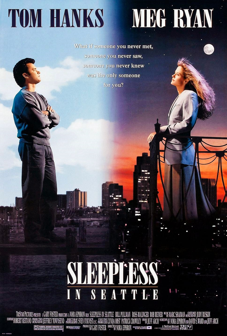 Sleepless in Seattle (1993) BluRay 480p, 720p & 1080p