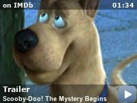 scooby-doo the mystery begins scooby doo