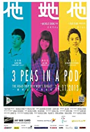 3 Peas in a Pod(2013) Poster - Movie Forum, Cast, Reviews