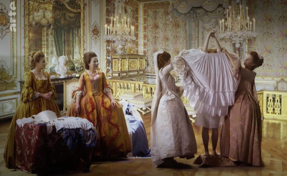 Le Versailles secret de Marie-Antoinette (2018)