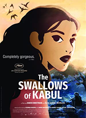 Where to stream The Swallows of Kabul