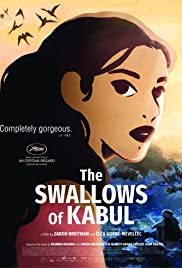 The Swallows of Kabul (2019)