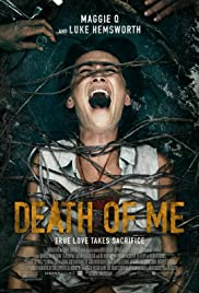 The Death of Me film posteri