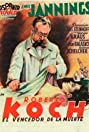 Robert Koch: The Battle Against Death (1939) Poster