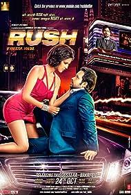 Neha Dhupia and Emraan Hashmi in Rush (2012)