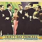 Cary Grant, Edgar Norton, Sylvia Sidney, and Ray Walker in Thirty Day Princess (1934)