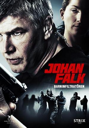 Johan Falk: Barninfiltratören (2012)