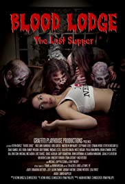 Blood Lodge (2012) starring Greg Greco on DVD on DVD