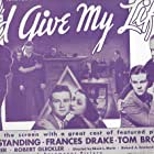 Janet Beecher, Tom Brown, and Frances Drake in I'd Give My Life (1936)