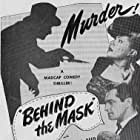 Dorothea Kent, Barbara Read, and Kane Richmond in Behind the Mask (1946)
