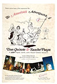 Primary photo for The Amorous Adventures of Don Quixote and Sancho Panza
