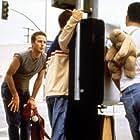 David Arquette and Wilson Cruz in Johns (1996)