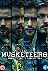 The Musketeers Poster - TV Show Forum, Cast, Reviews