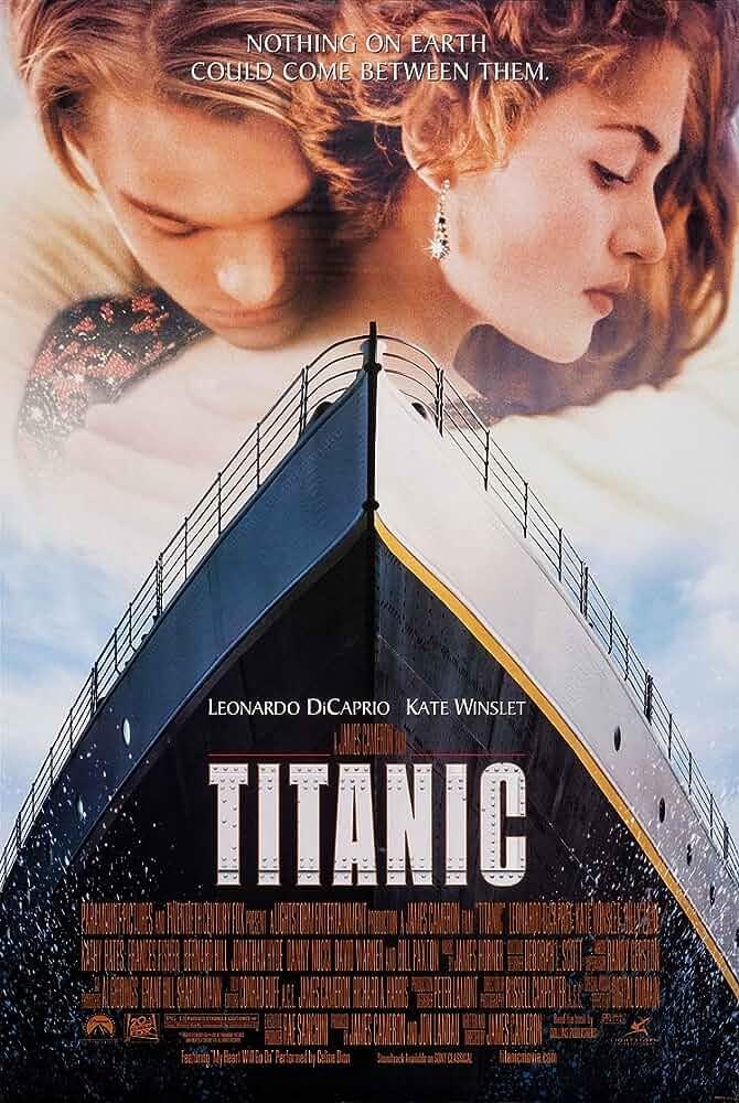 Titanic (1997) Hindi Dubbed