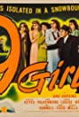 Nine Girls (1944) Poster