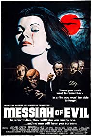 Marianna Hill in Messiah of Evil (1973)