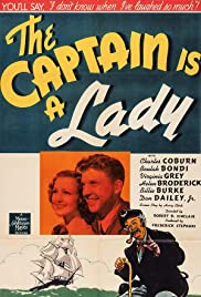 The Captain Is a Lady Poster