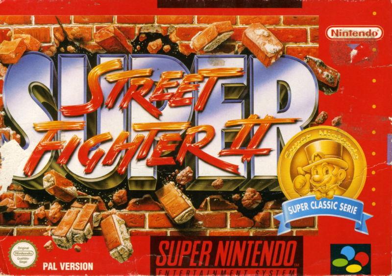 Street fighter 2 champion edition snes rom