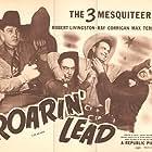 Ray Corrigan, Robert Livingston, and George Plues in Roarin' Lead (1936)
