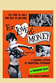 For Love and Money Poster