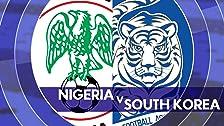 Nigeria vs. Corea del Sur