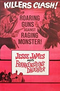 Movies this weekend Jesse James Meets Frankenstein's Daughter and the Master by none [480x272]