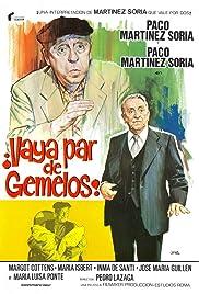 ¡Vaya par de gemelos!(1978) Poster - Movie Forum, Cast, Reviews