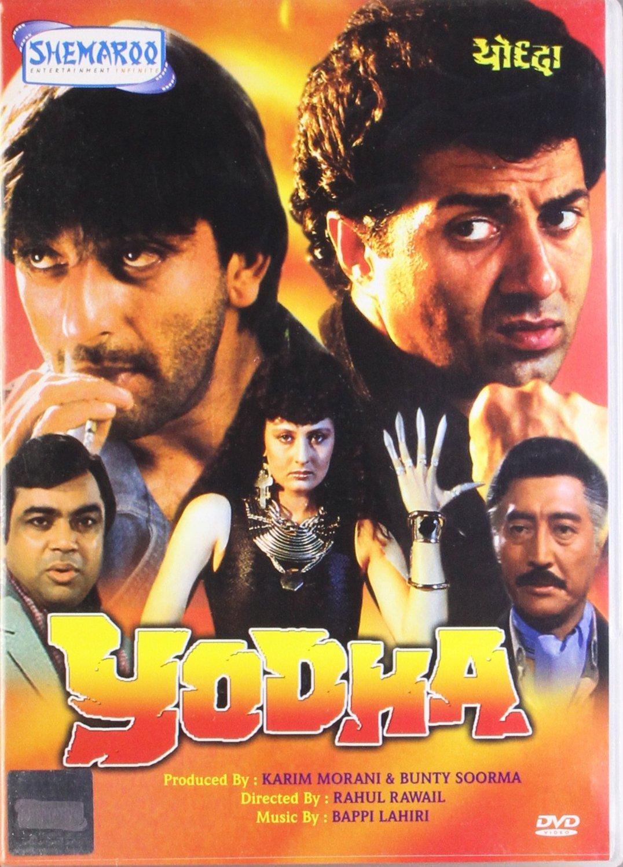 Yodha (1991) Hindi 720p HEVC HDRip x265 AAC ESubs Full Bollywood Movie [700MB]