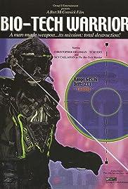 Bio-Tech Warrior Poster