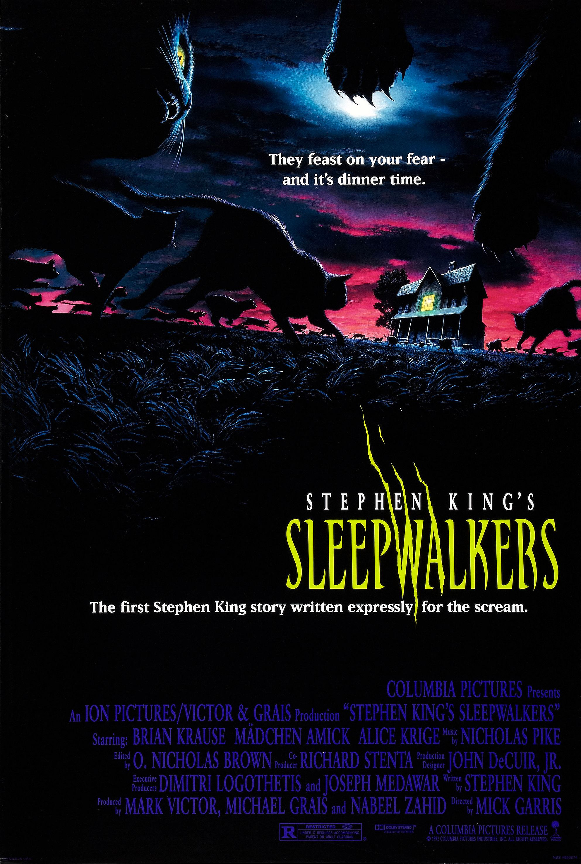 Sleepwalkers 1992 Imdb