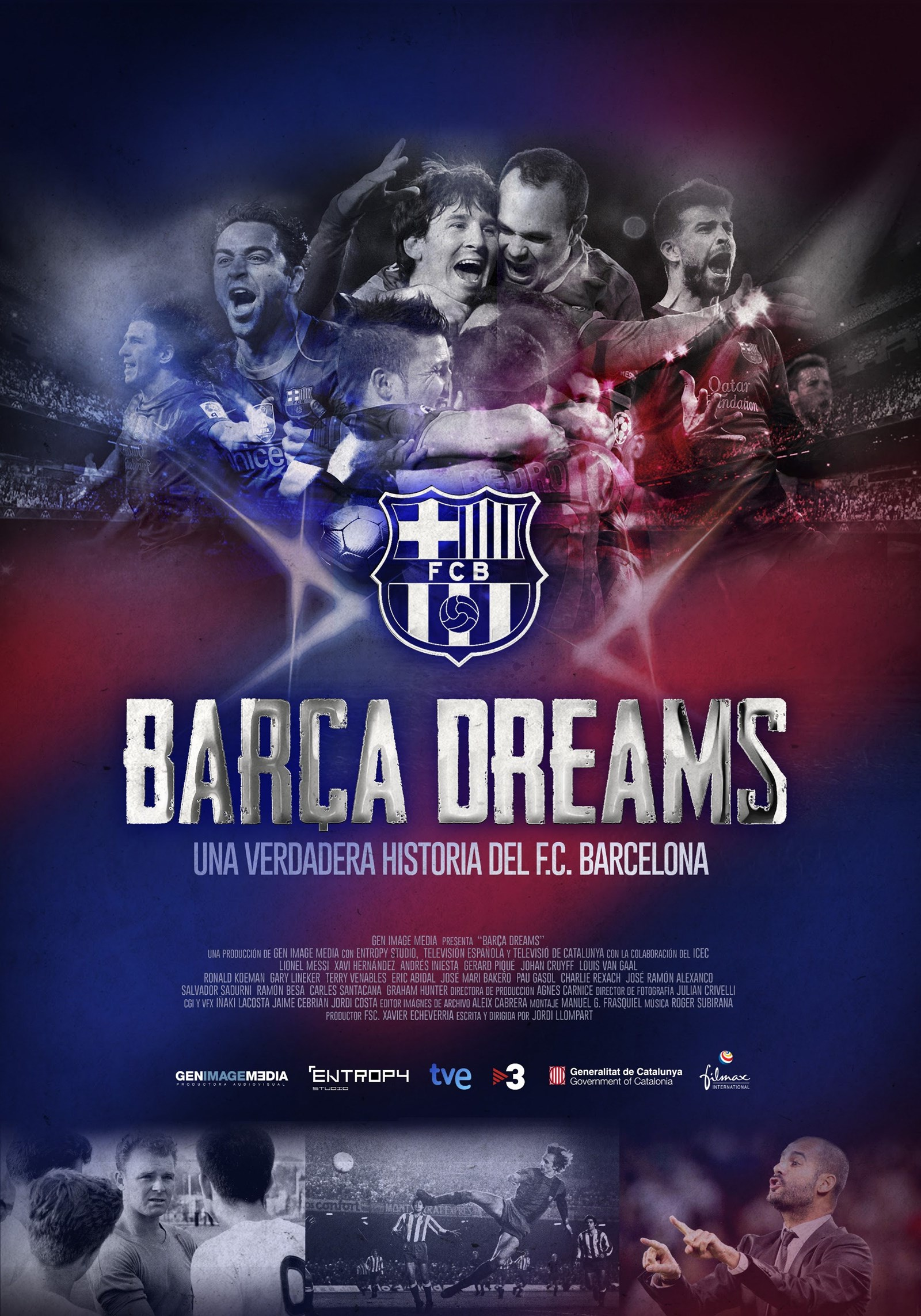 Barca Dreams 2015