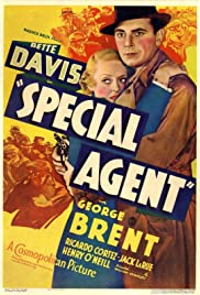 Special Agent Poster