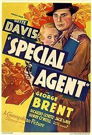 Special Agent(1935) Poster - Movie Forum, Cast, Reviews