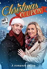 Courtney Mathews and Aaron Noble in Christmas Coupon (2019)