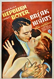 Break of Hearts (1935) Poster - Movie Forum, Cast, Reviews