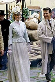 Patrick Swayze, Alison Doody, and John Standing in King Solomon's Mines (2004)