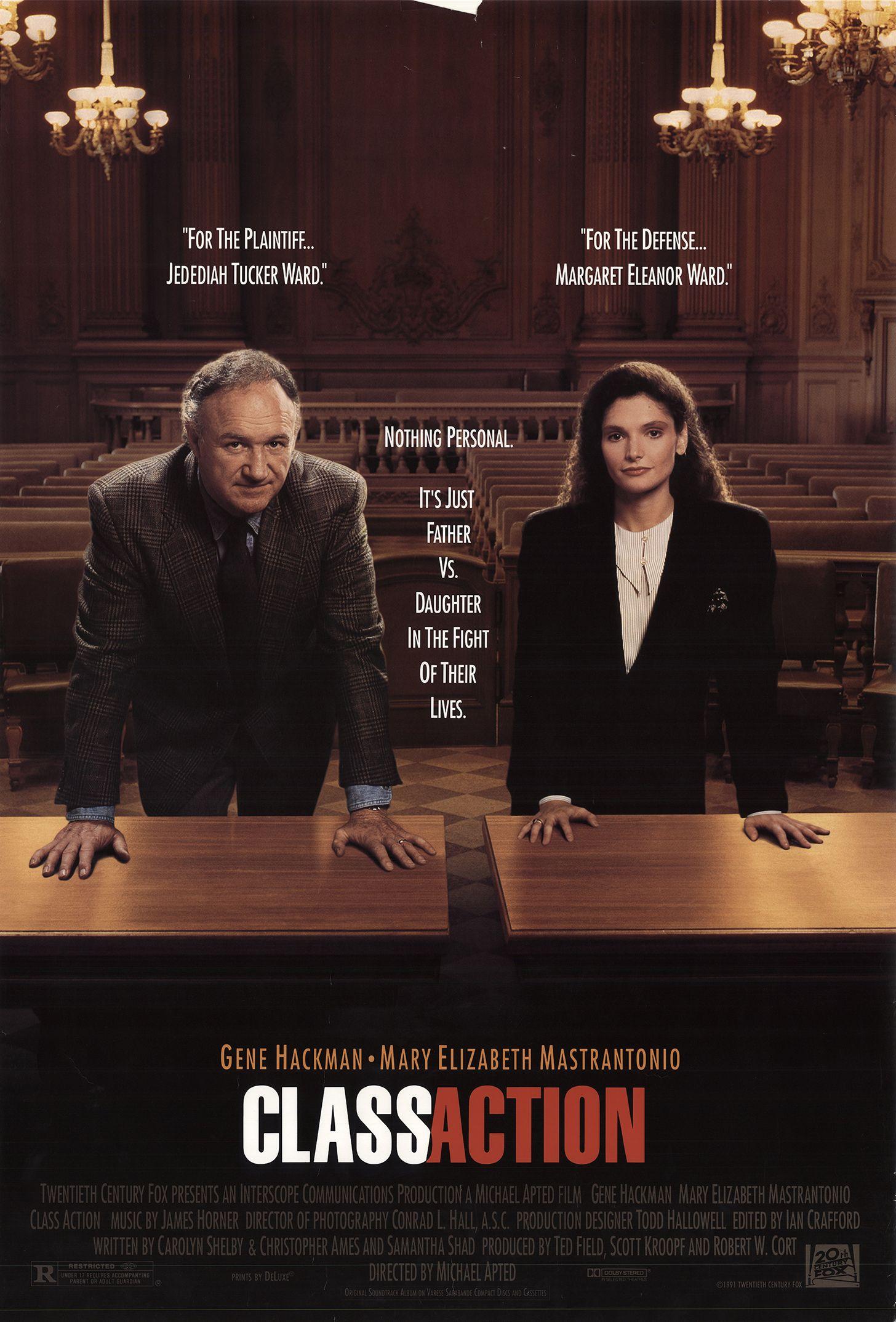 b19410efc5a07 Class Action (1991) - IMDb
