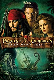 Pirates of the Caribbean: Secrets of Dead Man's Chest Poster