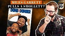 Myles Garrett tira de una Smollett?