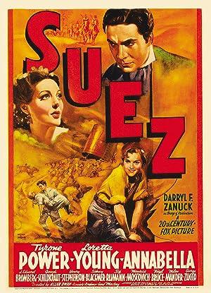 Where to stream Suez