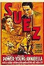 Suez (1938) Poster