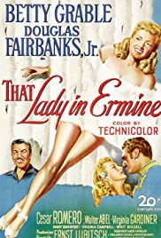 That Lady in Ermine (1948) Poster - Movie Forum, Cast, Reviews