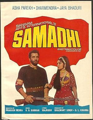 Asha Parekh Samadhi Movie