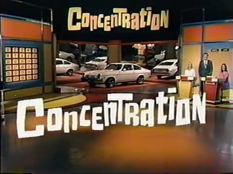 Concentration 1958
